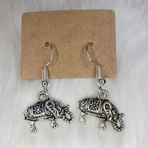 Jewelry - Elephant Earrings